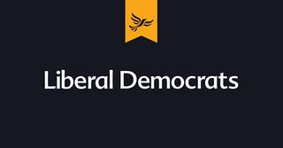 Panel With Lib Dem logo
